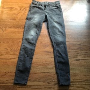 Articles of society grey skinny jeans